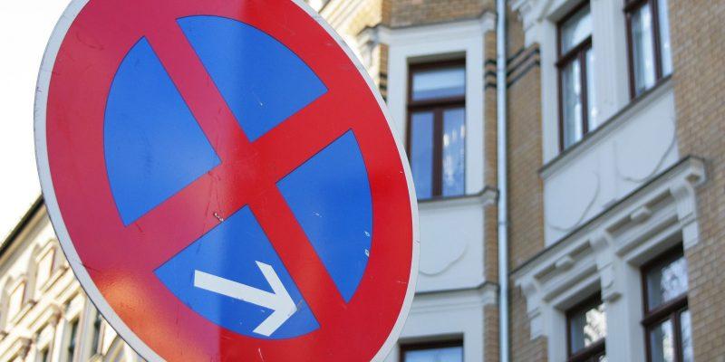 parken, verbot, parkverbot, schild